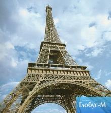 Эйфелева башня «позеленеет» к 2016 году