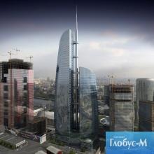 Башня «Федерация» будет введена в эксплуатацию в 2013 году