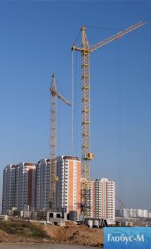 В Москве не выполнен на 15% план по жилищному строительству