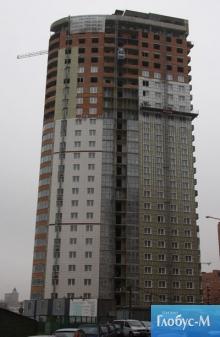 В Ангарске построили энергоэффективный дом