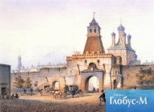 Реконструкция гостиница «Россия» превратилась в раскопки