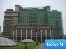 """Сроки реконструкции гостиницы """"Москва"""" вновь перенесли"""