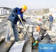 В Ледовом дворце спорта в Сочи идут отделочные работы