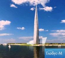 Суд не рассмотрел дело о высоте небоскреба «Лахта-Центр»