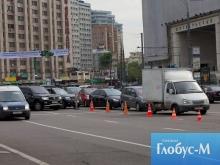 Работы на Севастопольском шоссе