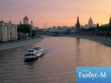 Планируется развитие инфраструктуры Москвы-реки