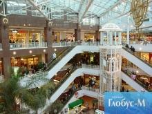 В России за квартал открылось девять торговых центров
