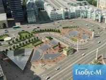 В Екатеринбурге построят крупный торгово-развлекательный центр