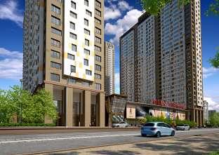 Закончено строительство еще одного ТЦ в Москве