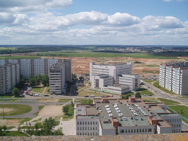 В 2012 г в спальных районах Москвы начнут строить торговые центры