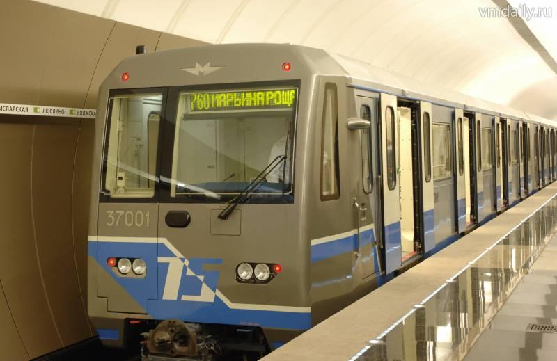 К концу 2014 года в столице будет открыто шесть новых станций метро