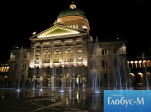 Реставрация требуется зданию швейцарского парламента