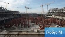 Стоимость стадиона «Зенит» не превысит 40 млрд. рублей