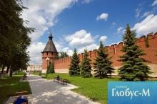 Реконструкция Тульского кремля завершится в сентябре 2015 года
