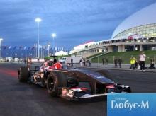 Формулы-1 в Москве пока не будет