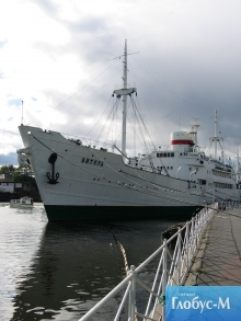 Калининградский музейный корабль будут использовать как отель