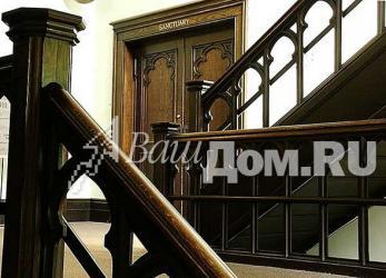 Деревянные лестницы в стиле Возрождение готики Фото 5